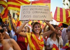 Il giorno dell'indipendenza della Catalogna (già costata 20 miliardi)