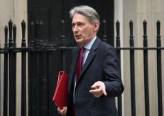 Brexit, UK: austerity per colmare buco bilancio da £20 miliardi