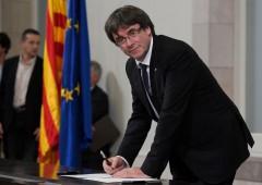 Catalogna pronta all'indipendenza, Spagna all'opzione nucleare
