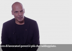 """Varoufakis: """"Ue non esiste, con euro Italia ha perso 20 anni per niente"""""""