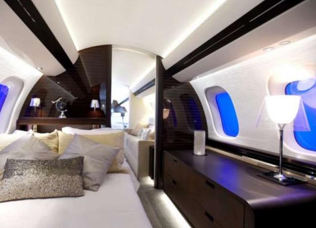 bombardier global 7000 il jet privato di lusso pi grande