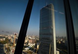 La sede milanese di Allianz: il grattacielo progettato dall'architetto giapponese Arata Isozaki