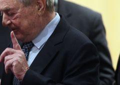 George Soros cerca appoggi nel Parlamento Ue tra le fila del Pd