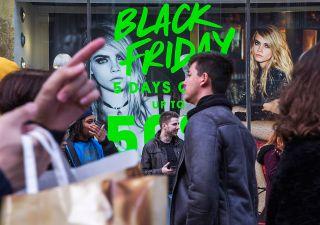 Black Friday: acquisti in crescita nei negozi fisici. Articoli di elettronica i preferiti dagli italiani