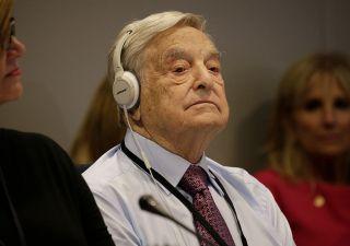 George Soros e altri ricchi a Trump: