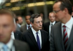 Draghi ha paura per rating Italia, downgrade farebbe saltare piani Bce