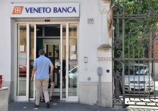 Crac Veneto banca: