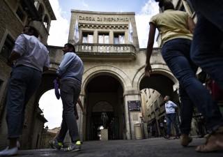 San Marino: vera crisi riguarda npl, rischi per l'Italia