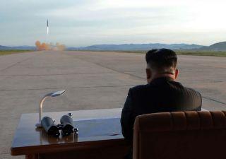 Corea del Nord lancia nuovo missile: