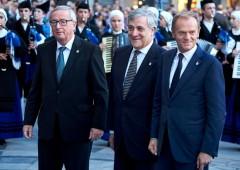 Ue, Tajani dichiara vittoria su stretta crediti deteriorati Bce