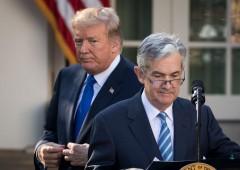 Trump chiede un altro QE alla Fed: mercati spaesati