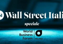 """World Business Forum, """"Tecnologia e fattore umano siano alleati"""""""