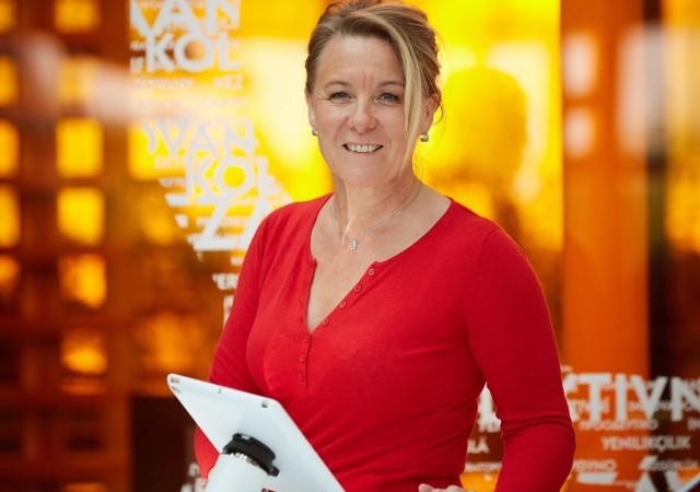 Catherine Coupet - Presidente e Direttore Generale del Gruppo Up