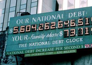 Bond con tassi negativi sfiorano i $10mila miliardi