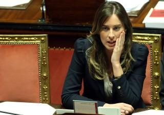 Crac Etruria, Padoan contro Boschi: