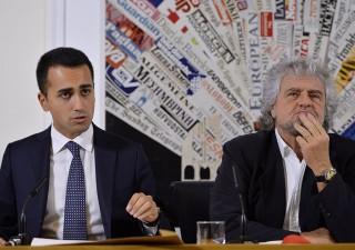 Sondaggi: M5S in calo e Grillo vuole far fuori Di Maio