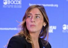 "Etruria, Travaglio: ""la carriera politica di Boschi è finita"""