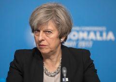 Londra: sventato attentato terroristico contro premier May