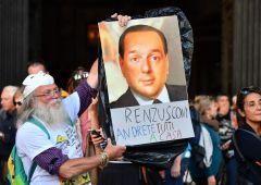 Elezioni, sondaggi vedono alleanza tra Renzi e Berlusconi