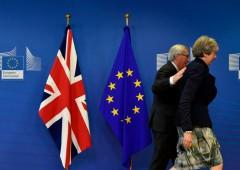 Svolta Brexit, primo accordo tra Londra e Bruxelles