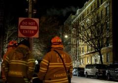 New York, incendio nel Bronx fa almeno dodici morti