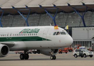 Lufthansa interessata ad Alitalia ma solo se