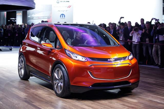 Chevy Bolt - auto elettriche