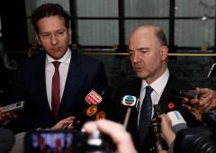 """Moscovici: """"In Italia rischio politico per tutta l'UE"""""""