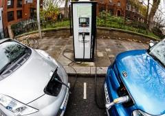 La futura ascesa delle auto elettriche in un grafico