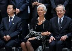 """Ue, Lagarde (FMI): """"Serve un fondo per i giorni di pioggia"""""""