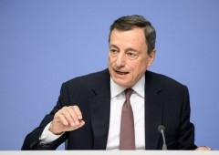 Draghi: politiche Italia mettono a rischio Eurozona