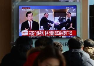 Prove di disgelo tra le due Coree, Pyongyang manderà atleti a Seul