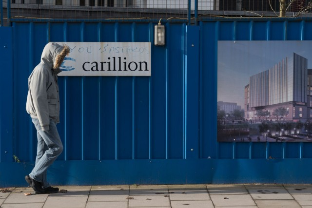 UK: dopo Carillion anche Capita rischia di fare la stessa fine