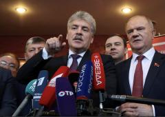 """Elezioni Russia: Partito Comunista, il programma di Grudinin, """"l'agronomo"""""""