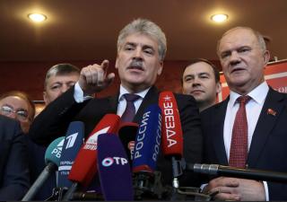 Elezioni Russia: Partito Comunista, il programma di Grudinin,