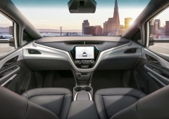 General Motors presenta Cruise: auto elettrica senza pilota