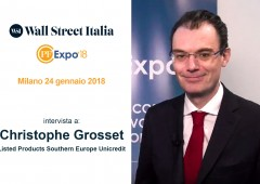 """PF Expo 2018, Grosset (Unicredit): """"Mifid 2 premierà utilizzo dei certificati"""""""