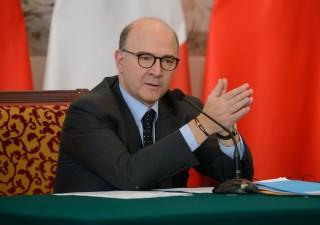 Alert Commissione Ue su conti pubblici Italia