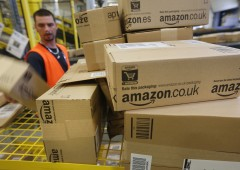 Robot made in Italy debutta nei magazzini Amazon, sostituisce umani
