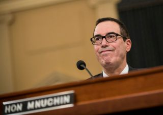 Mnuchin: Se Cina liquida Treasuries
