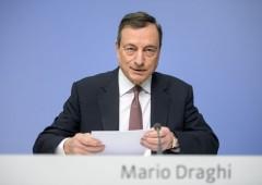 Economia UE non convince, QE Bce esteso fino al 2019?