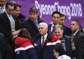 Olimpiadi, salta incontro tra Pence e nordcoreani: alta tensione