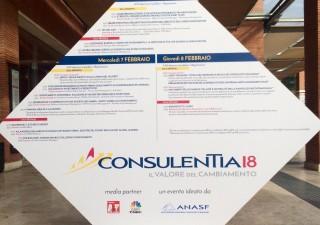 Anasf, al via l'edizione 2018 di Consulentia a Roma (TUTTI I VIDEO)