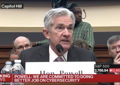 """Fed, Powell: """"prezzi di Borsa elevati"""""""