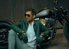 """Moda uomo: Will Chalker, modello """"Easy Rider"""""""