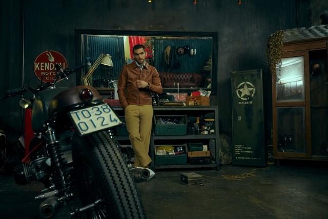 Moda uomo: Easy Rider
