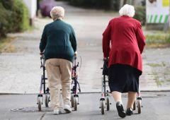 Pensioni: in sette casi su 10 assegno non arriva a 1000 euro