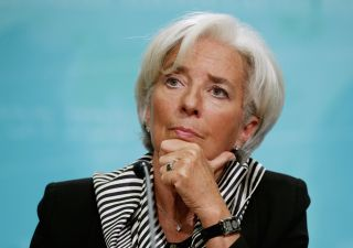 Lagarde come Draghi: