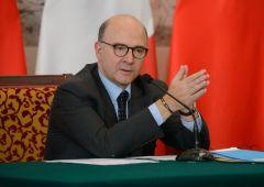 """Italia torna sotto la lente Ue. Moscovici: """"fase delicata"""""""