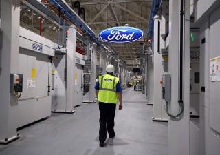 Ford vuole usare le criptovalute per sfoltire il traffico